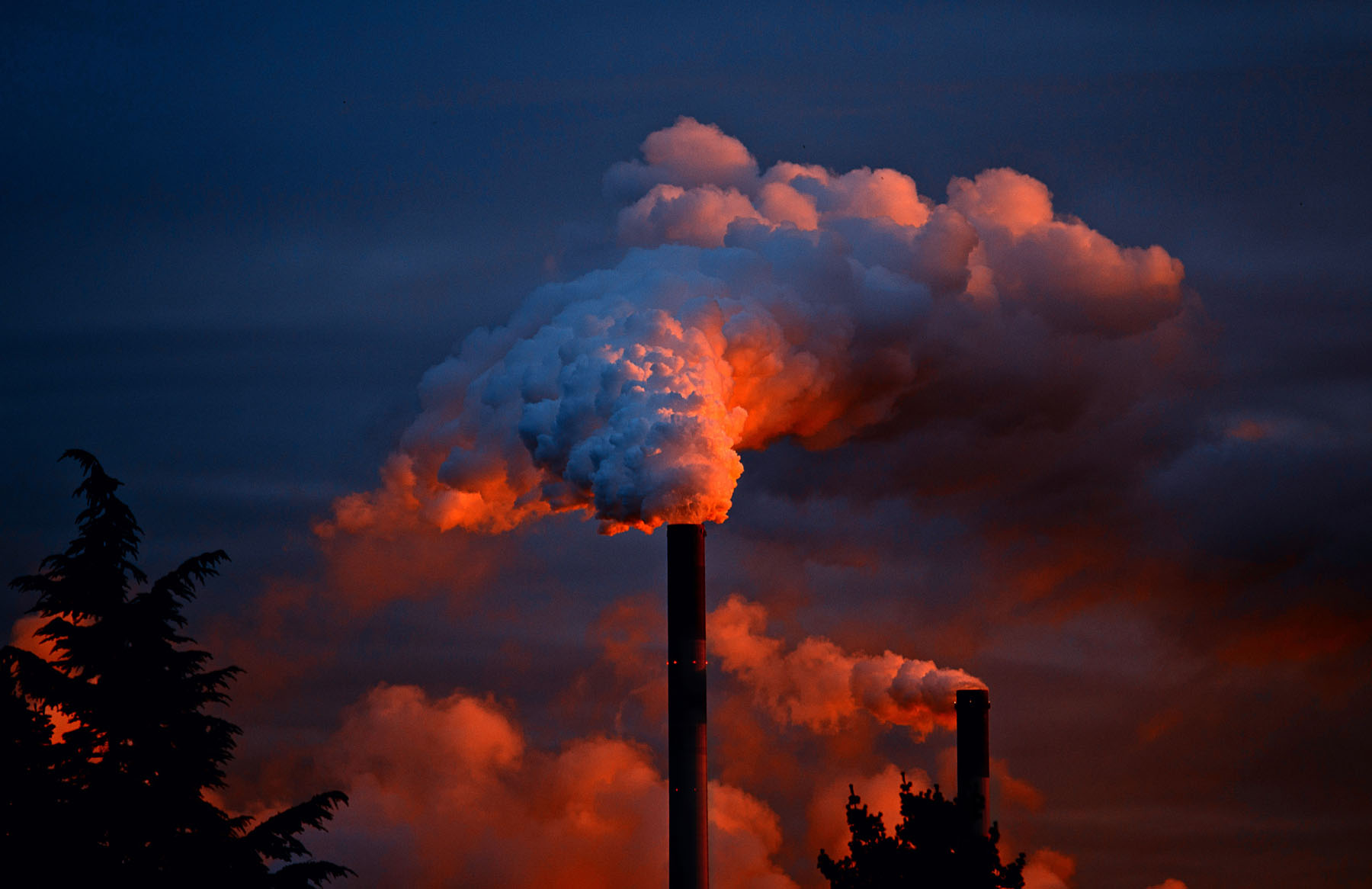 Inquinamento CO2 clima