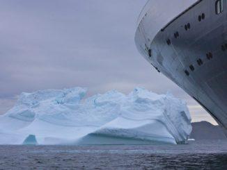 Iceberg Glaciazione