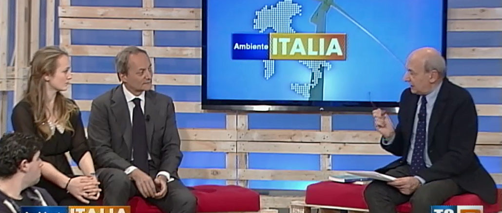 ambiente italia beppe rovera