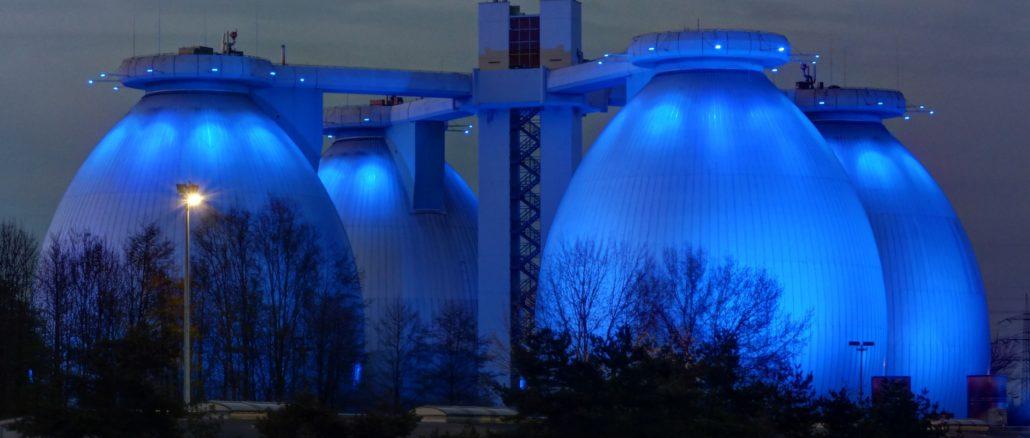 biogas