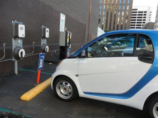 auto elettrica metano