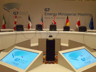 G7 energia Trump