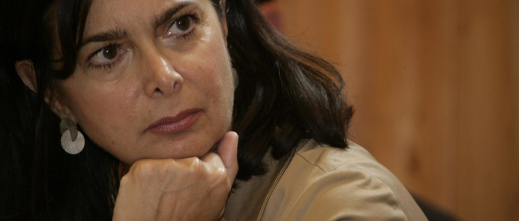 Laura Boldrini Fake News