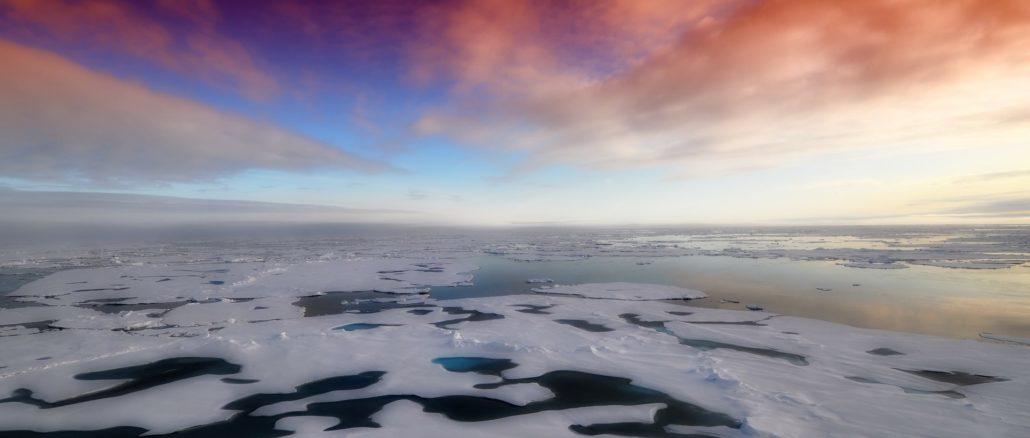 accordo di parigi ghiacci