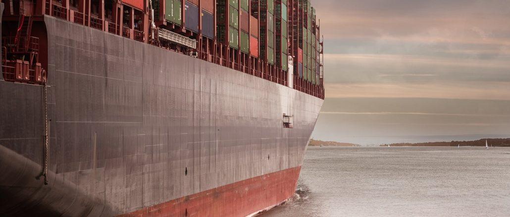 trasporti container