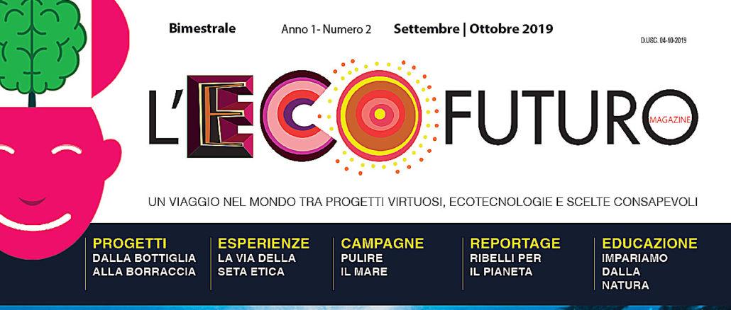 Ecofuturo Magazine Numero 2/2019