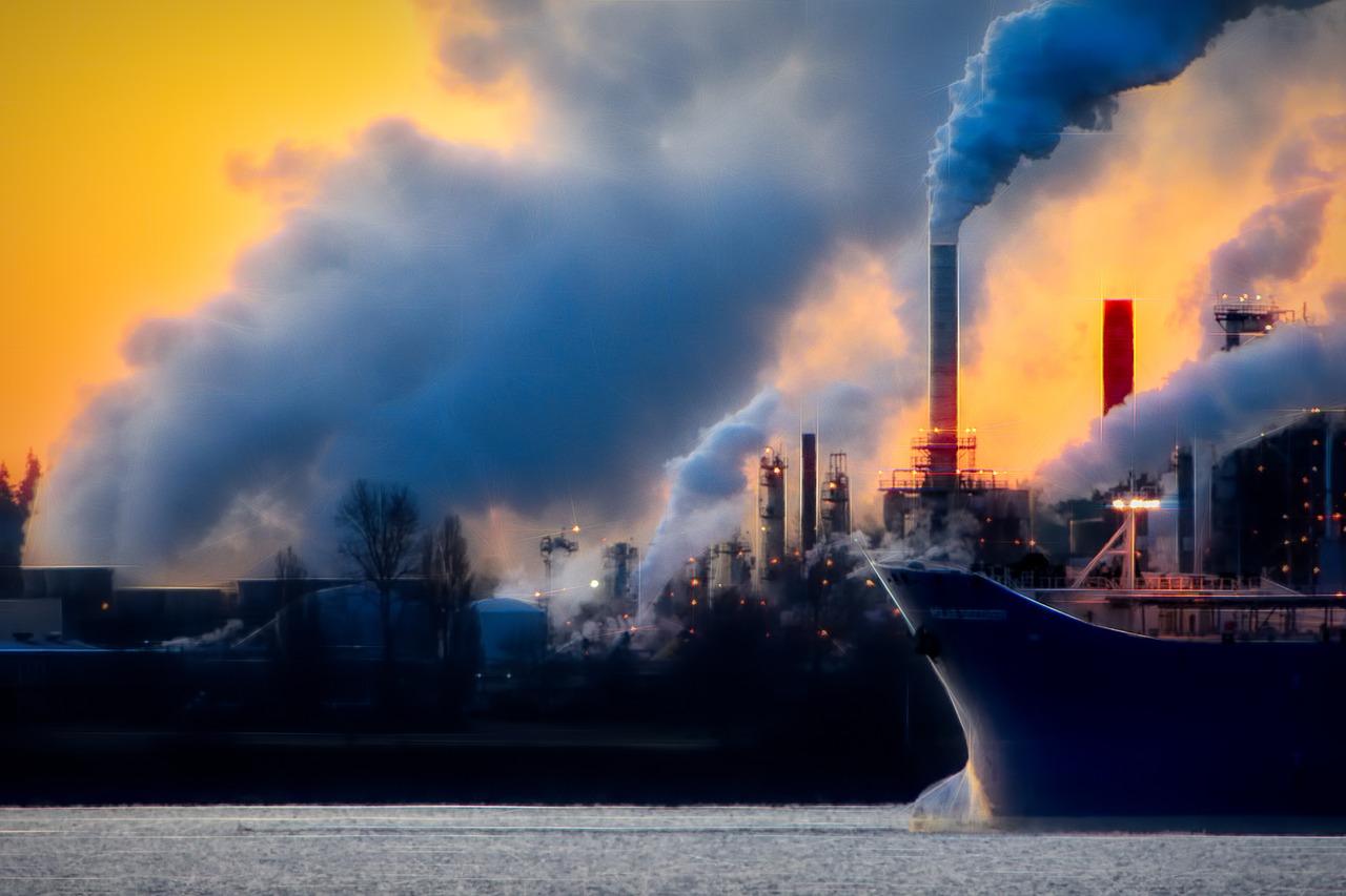 clima inquinamento